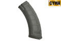 CYMA 600rds PMAG Hi-Cap Magazine For AK-47 / AKM AEG Rifle (BK)