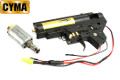 CYMA Completed V2 Gearbox & Motor For M4 / M16 AEG (Rear Wiring)