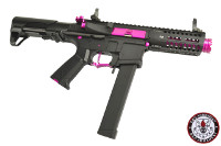 "G&G ARP-9 ""BLACK ORCHID"" AEG SMG (Black & Pink)"
