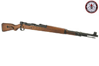 G&G Kar98K Shell Eject Gas Bolt Action Rifle (BK, Real Wood)
