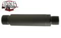 G&P 63mm Metal Outer Barrel Extension for 16M Base (Black)