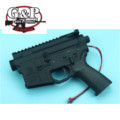 G&P Salient Arms Metal Body Pro Kit for Marui M4/M16 AEG(Black)
