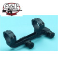 G&P 30mm Dual Scope Mount for RAS Series(Black)