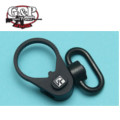 G&P Extended Stock QD Sling Mount for Marui M4A1 MWS GBB (Black)