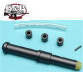 G&P Aluminum A2 Buffer for Marui M4A1 MWS GBB (Black)