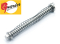 Guarder CNC Stainless Spring Guide for Marui MP9 GBB (Silver)