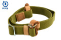 PPS Canvas & Leather Sling For Mosin-Nagant Rifle (Khaki Green)