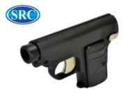 SRC Model 1908 Vest Pocket Gas NBB Pistol (Black)