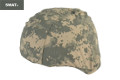 SWAT MICH-2000 Camouflage Helmet Cover (ACU)
