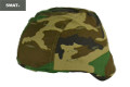 SWAT MICH-2000 Camouflage Helmet Cover (Woodland Camo)