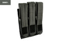 SWAT Single Stack Triple MP7A1 Magazine Pouch (Black)