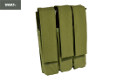 SWAT Single Stack Triple MP7A1 Magazine Pouch (Olive Drab)