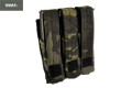 SWAT Single Stack Triple MP7A1 Magazine Pouch (Multicam Black)