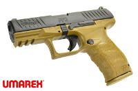 UMAREX Walther Licensed PPQ M2 GBB Pistol (Tan)