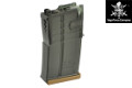 VFC 20 Rounds Gas Magazine For HK417 GBB Rifle (Tan)