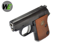 WE Junior .25 Mighty Mouse GBB Pistol (Black)