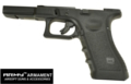 ARMY R18 G18 GBB Pistol Frame Set (Black)