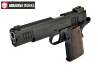 Armorer works Iconic 1911 GBB Pistol (Black)
