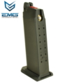 EMG/SAI BLU Compact 22 Rounds Gas Magazine (Black)