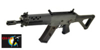 GHK SIG SG 553 GBB Rifle (Dark Grey)