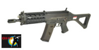 GHK SIG SG 553 Tactical GBB Rifle (Black)