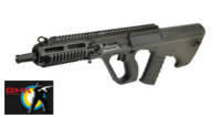 GHK AUG A3 Bullpup Rifle GBB (Black)