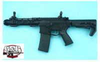 G&P 008A Electronic Gearing Technology AEG Rifle (Black)