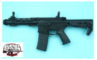 G&P 008A Electronic Gearing Technology Gun AEG (BK, Package)