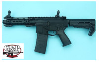 G&P 008B Electronic Gearing Technology Gun AEG (Black)