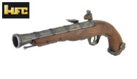 HFC 18th Century Pirate Co2 6mm Flintlock Pistol(Black and Gray)