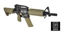Specna Arms X-ASR Mosfet SA-E02 Edge M4A1 AEG (Tan,two magazine)