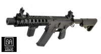 Specna Arms X-ASR Mosfet SA-E05 Edge M4 AEG(Black,two magazine)