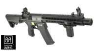 Specna Arms X-ASR Mosfet SA-E07 Edge M4 AEG(Black,two magazine)
