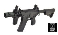 Specna Arms X-ASR Mosfet SA-E10 Edge M4 AEG(Black,two magazine)