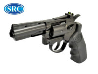 SRC Titan 4 Inch Barrel 6mm Swing Out CO2 Revolver (Black)
