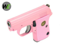 WE Junior .25 Mighty Mouse GBB Pistol (Pink)