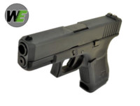 WE Gen5 Alloy Silde G19 GBB Pistol (Black)
