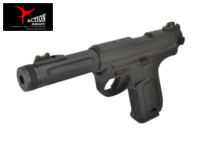 Action Army AAP-01 Assassin GBB Pistol (Black)