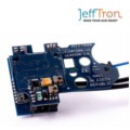 JeffTron Leviathan with EDGE Trigger for Ver2 Gearbox (Black)