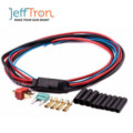 JeffTron Mosfet II with wiring