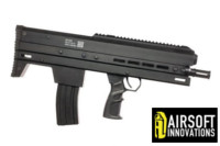 Airsoft Innovations FLAK-10 Gas Super Shotgun (Black Anodize)