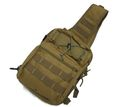 Tactical Molle Utility Gear Middle Shoulder Bag (CB)