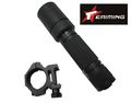 EAIMING CNC Tactical Flashlight with Ring Mount