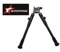 EAIMING Universal RIS Shooter&#39s Bipod Adjustable HIGH