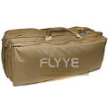 FLYYE Large Double Rifle Carry Bag(Khaki)