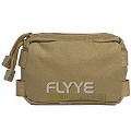 FLYYE  Small MOLLE Accessories Pouch(Khaki)