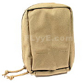 FLYYE  Medical First Aid Kit Pouch(Khaki)