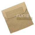 FLYYE  Molle Right-Angle Administrative Pouch(Khaki)