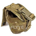 FLYYE Single Fragmention Grenade Pouch(Multicam)