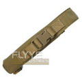 FLYYE Single Pop Flare Pouch(Khaki)